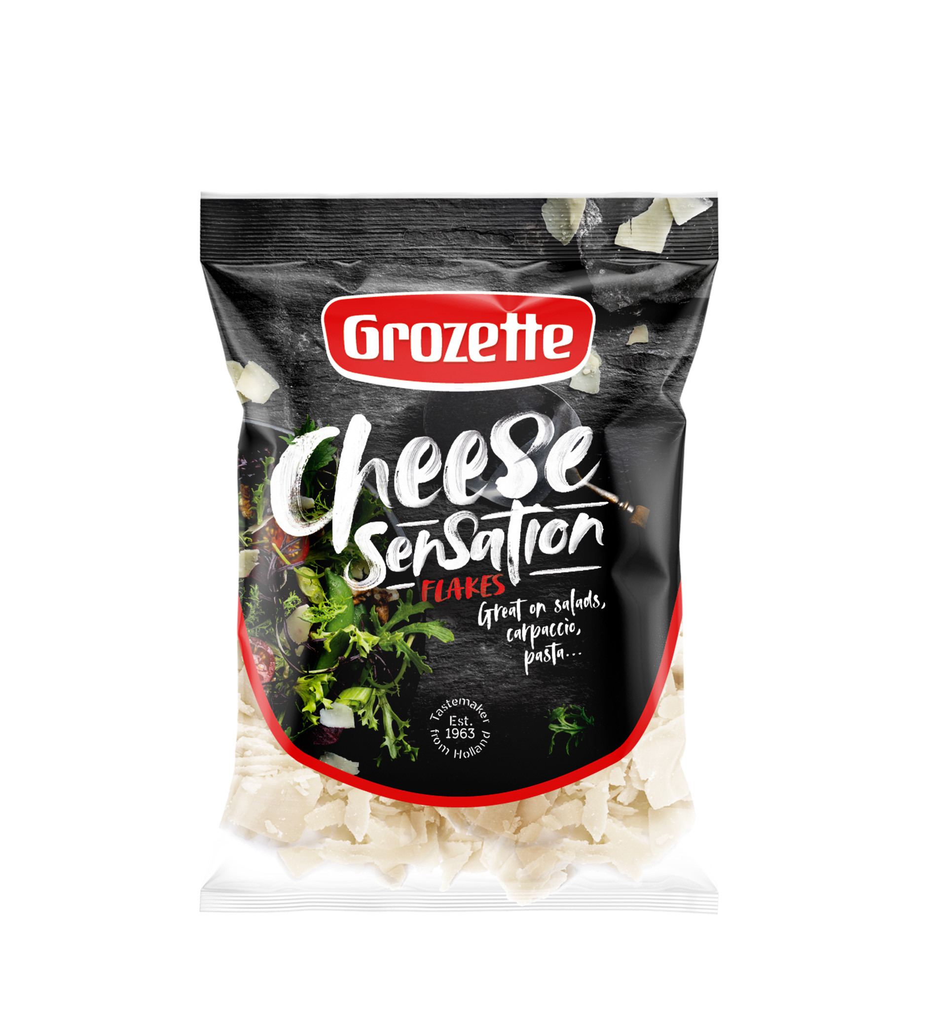Grozette Mockup on White Cheese Sensation Foil Flakes Smaller edited
